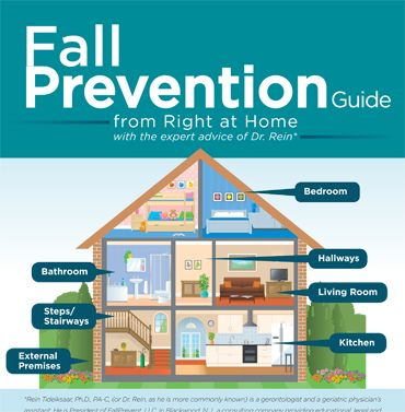 Fall Prevention Brochure