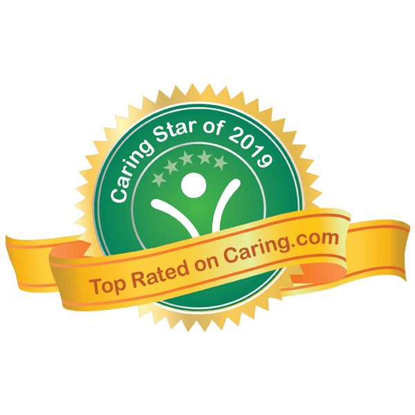 2019 Caring Star Logo