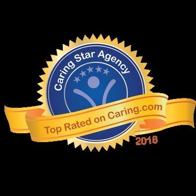 Caring Stars 2018 logo