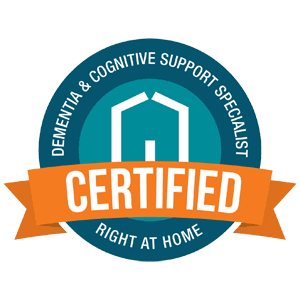 Cognitive Support Program Badge