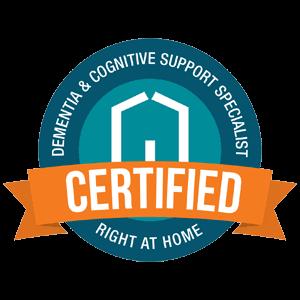 Cognitive Support Program Badge