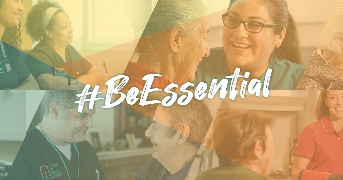 BeEssential caregiver campaign