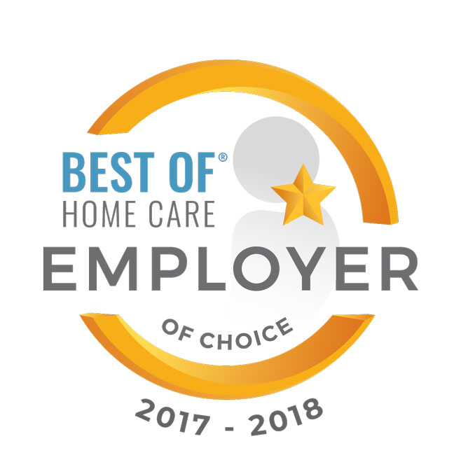2017-2018 Employer of Choice