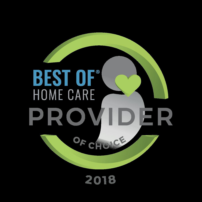 Provider of Choice 2018