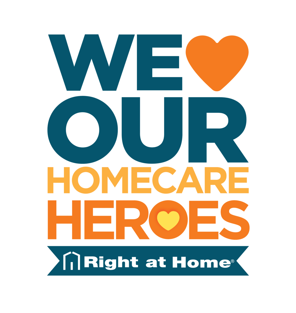 We Love Our Homecare Heroes