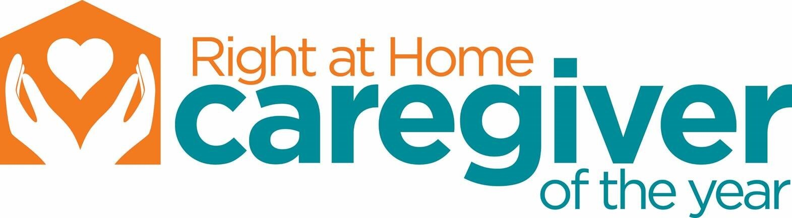 Right at Home caregiver of the year