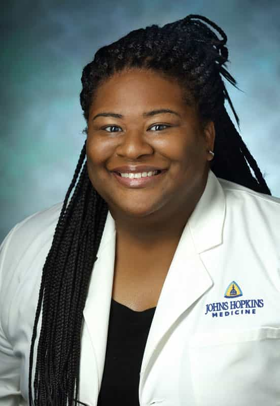 Arita McCoy Johns Hopkins Parkinson's Disease and Movement Disorder Center