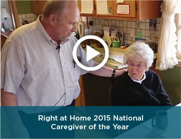 2015 Caregiver of the Year Video