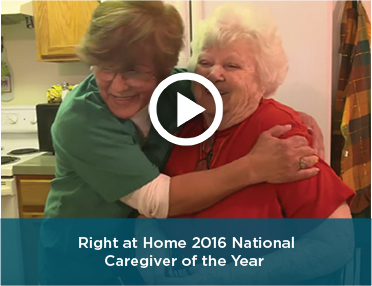 2016 Caregiver of the Year Video