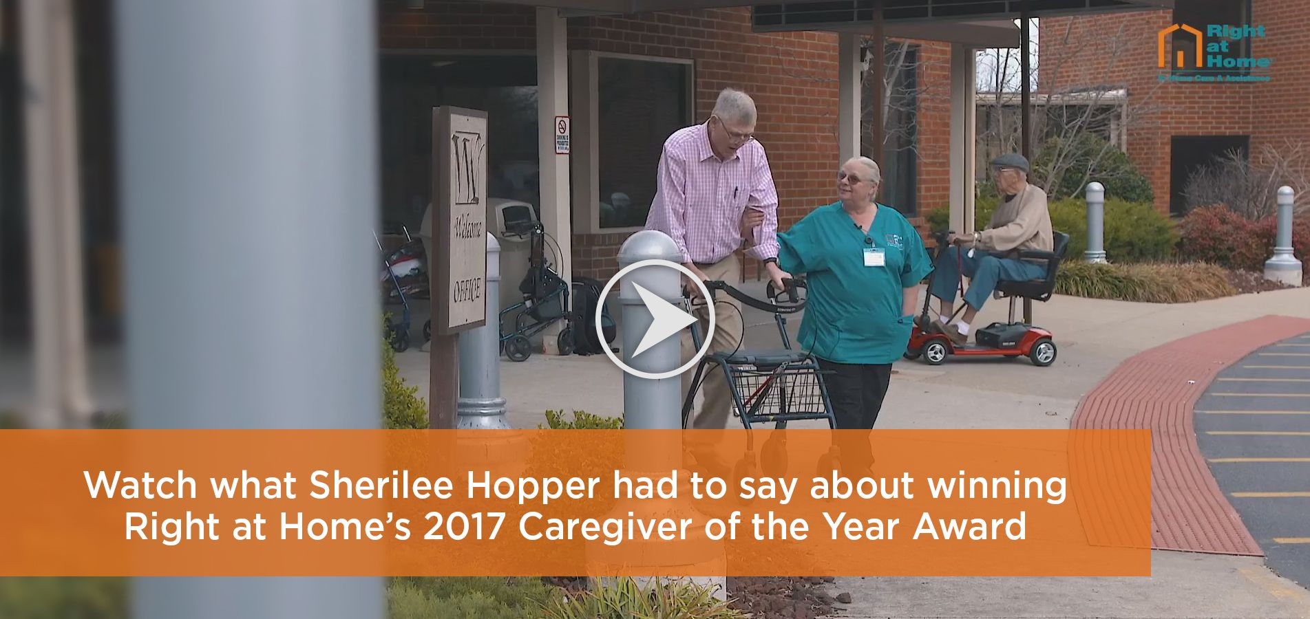 2017 Caregiver of the Year Video