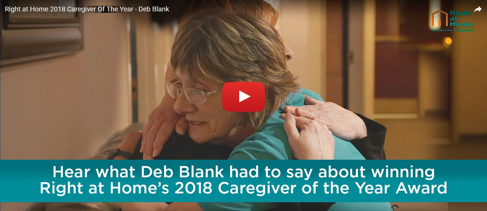 Caregiver of the Year 2018