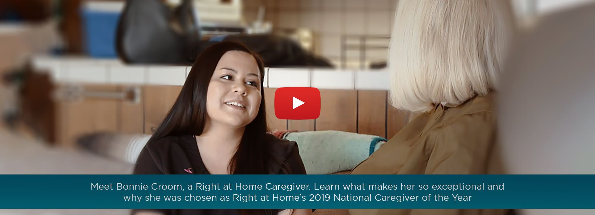 2019 National Caregiver of the Year — Bonnie Croom