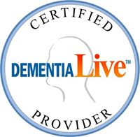 Dementia Live Badge