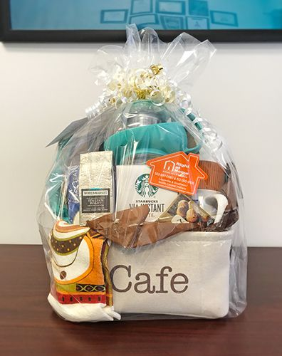 Moving Day Gift Basket