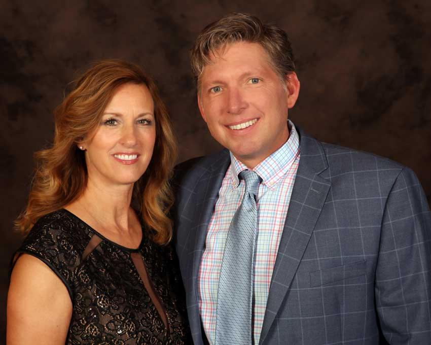 Right at Home Genesee County Owners Marcus and Stephanie Pahl
