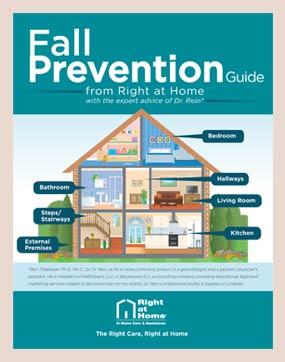 Fall Prevention Guide