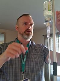Home Infusion Nursing IV