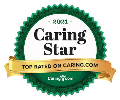 caring star 2021 logo