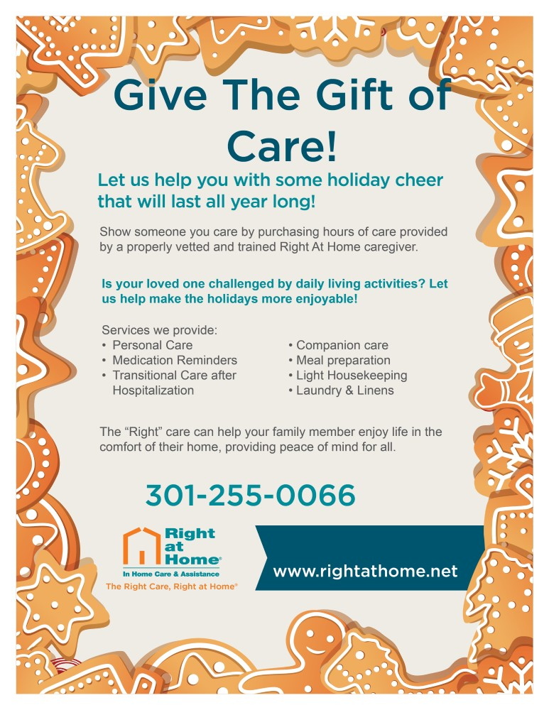 Give the gift of care!