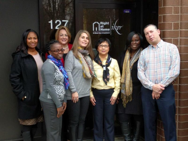 Home Care Locations Maryland Right At Home