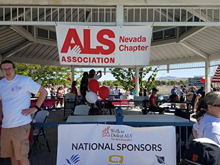 Walk to Defeat ALS at Sparks Marina