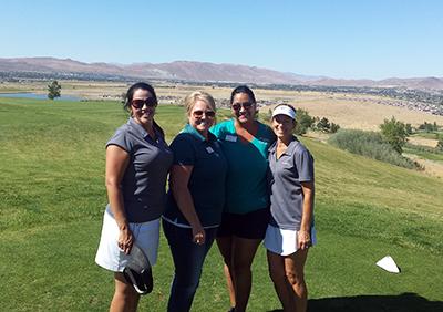 Perry Foundation Golf Team