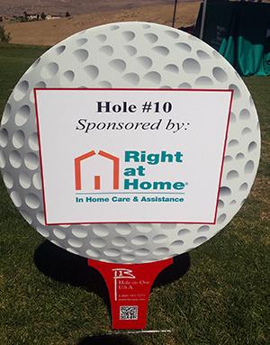Perry Foundation Golf Sponsor