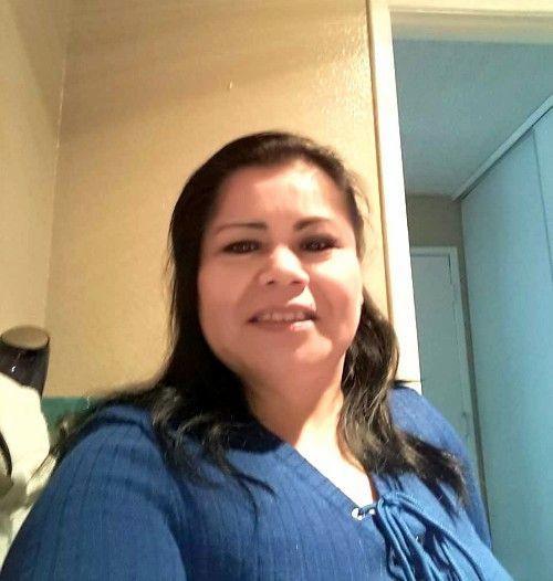 2019 May Caregiver of the Month Yolanda Ramirez