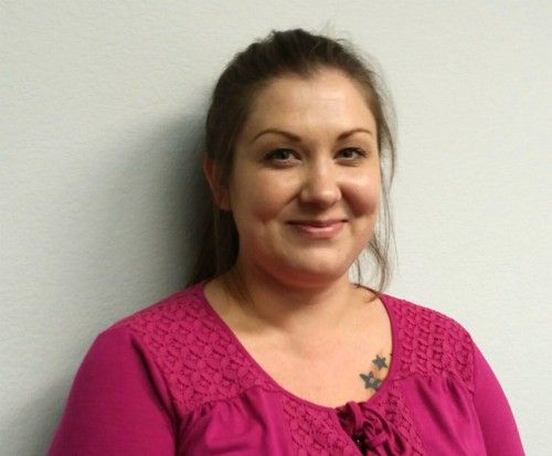 Caregiver of the Month November 2018 Shelbie Green