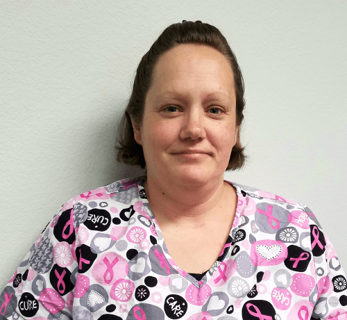 Tina Mathis Mares Caregiver of the Month May 2018