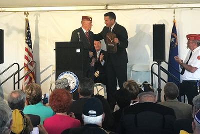 Veteran's Home Groundbreaking Ceremony