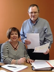 Richard Nelson and Paula Nelson-Owners