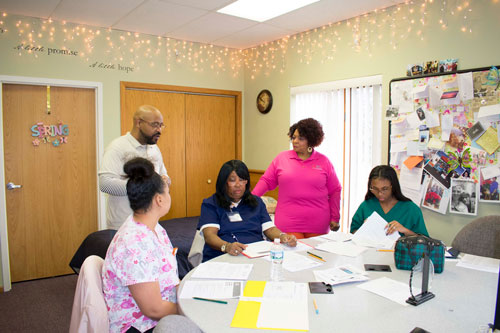 Right at Home Orland Park Caregiver Orientation
