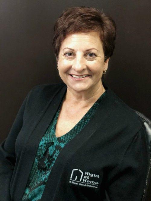 Ginny Delgatto - Community Liaison Administrator