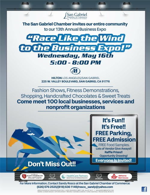 San Gabriel Chamber of Commerce Expo