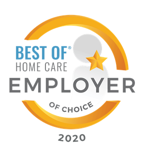 2020 Best of Home Care Award