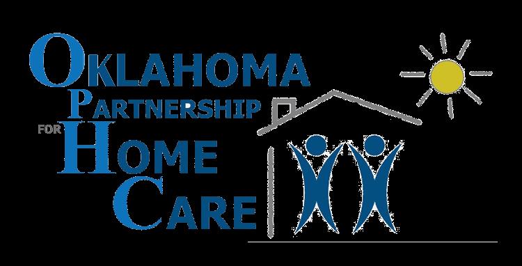 Oklahoma Partnership for Home Care Logo