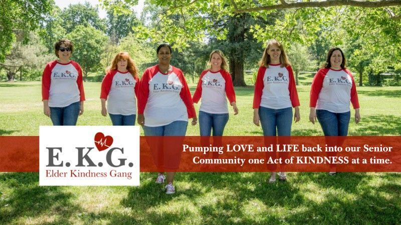 Elder Kindness Gang photo header image graphic