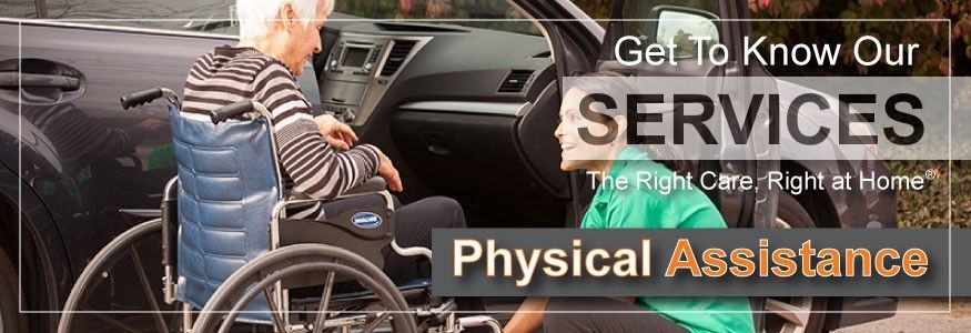 Physical Assistance Services