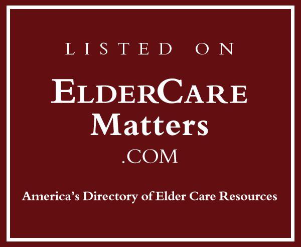 ElderCareMatters Listing