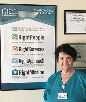 Hallie Traylor – RN Nurse Supervisor