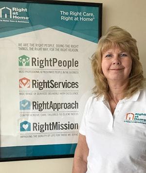 Linda Spurlock – Human Resources Manager