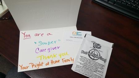 caregiver appreciation