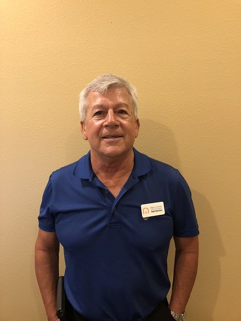 Reid Morrison Community Relations Manager of Right at Home Pasco