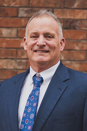 Joe Parsons-Director of Business Development in Norman