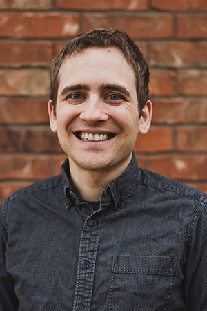 Matthew Esch-Staffing Coordinator