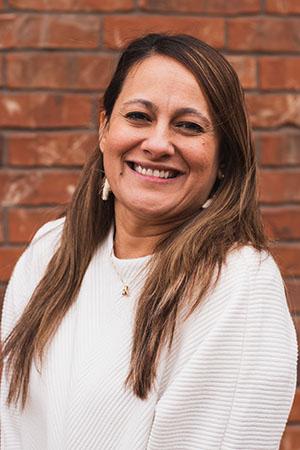 Sharon Johnson-Vice President of Operations