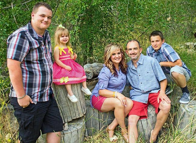 Woolsey Family