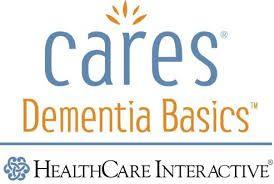 Cares Dementia Logo