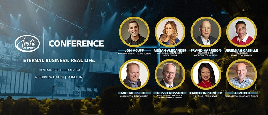 Truth at Work conference